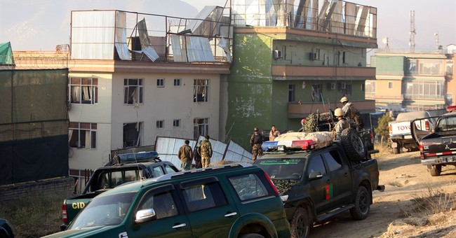 Afghan official: Attack on army base kills 6