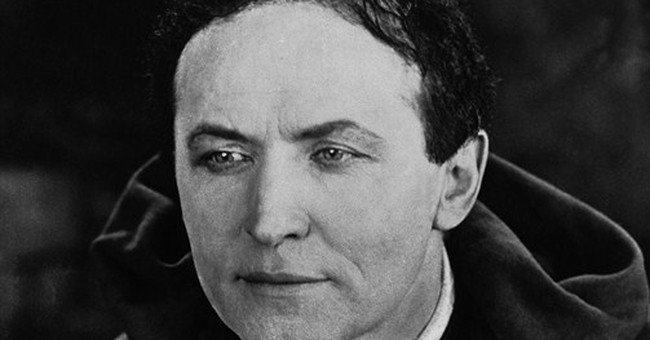 Magicians stage effort to restore Houdini's grave