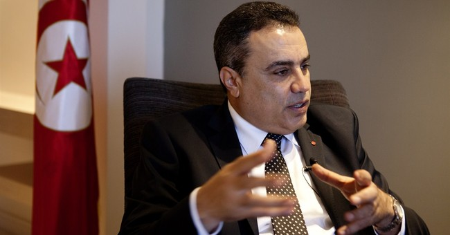 Tunisia's outgoing premier backs broad coalition