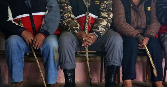 In Peru, whip-cracking vigilantes serve up justice