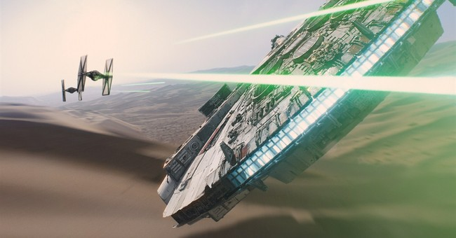 Fans go wild over 88-second 'Star Wars' teaser