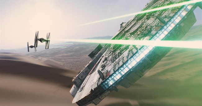 Fans go wild over 88-second 'Star Wars' teaser