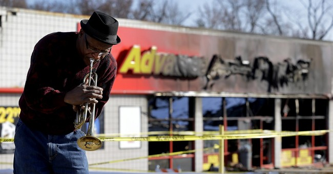 A glance at developments in Ferguson