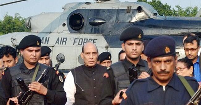 India: Pakistani agencies backing terror groups