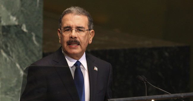 Dominican leader supports abortion in some cases