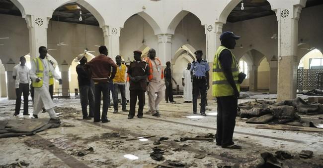 Nigeria:  Kano mosque blasts death toll above 102