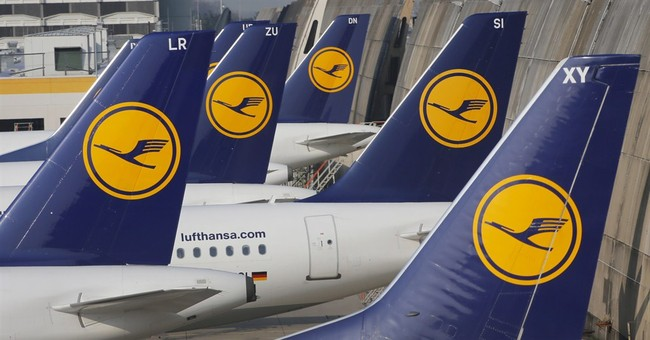 Lufthansa cancels 1,350 flights in pilot strike