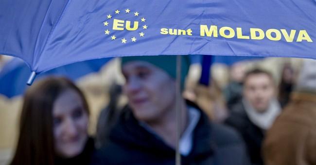 Partial results: Moldova parties favoring EU ahead