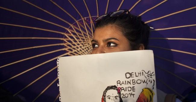Correction: India-Gay Parade story