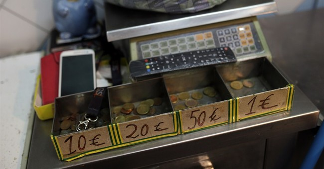 Weak euro becoming key to Europe's recovery