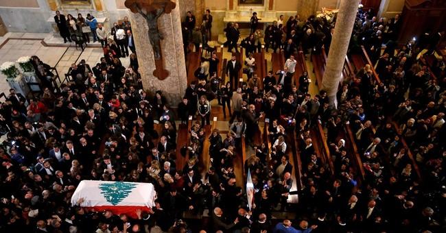 Hundreds mourn Lebanese diva Sabah