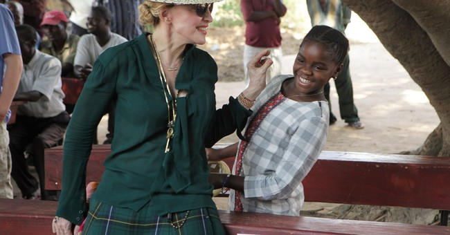 Madonna heads home after Malawi visit