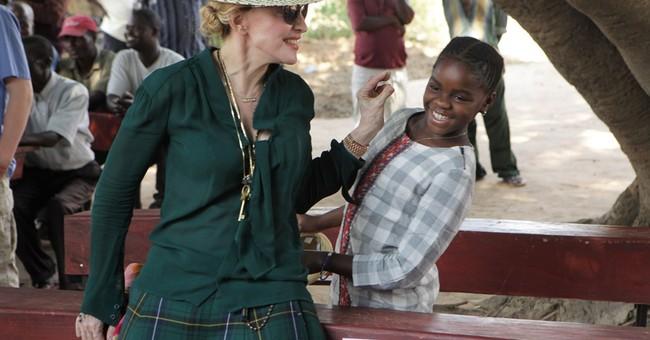 Madonna heads home after Malawi visit
