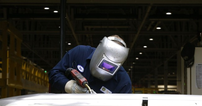 US factory growth slips in Nov. but still healthy