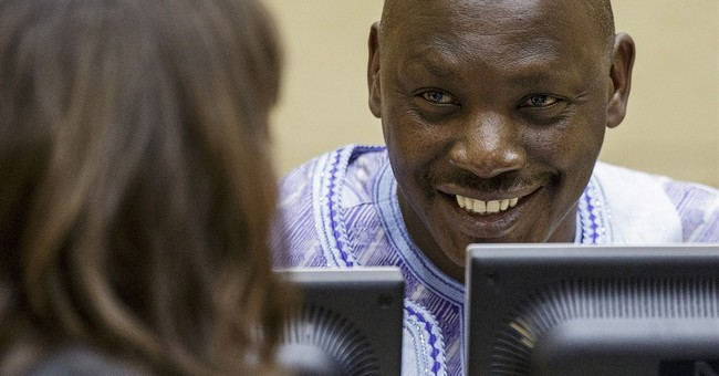 Int'l court judges uphold Congo warlord conviction