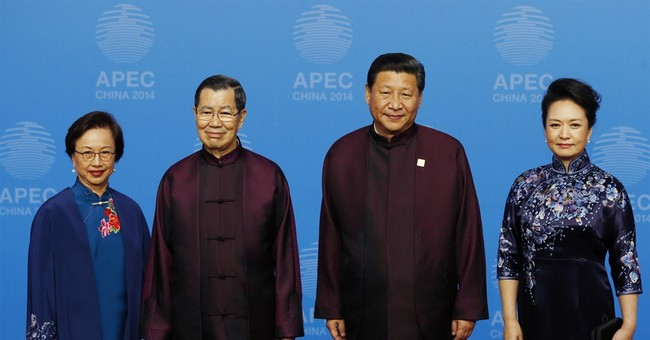 Taiwan, Hong Kong a challenge for China's Xi