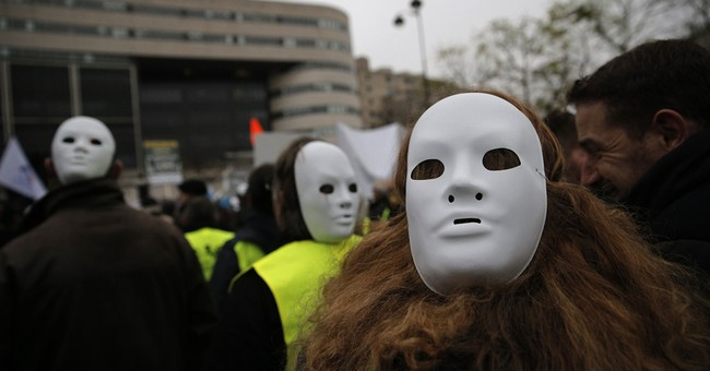 Move over unions _ French bosses protesting, too