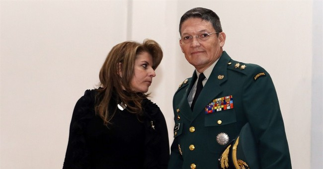 Colombian general captured by rebels resigns