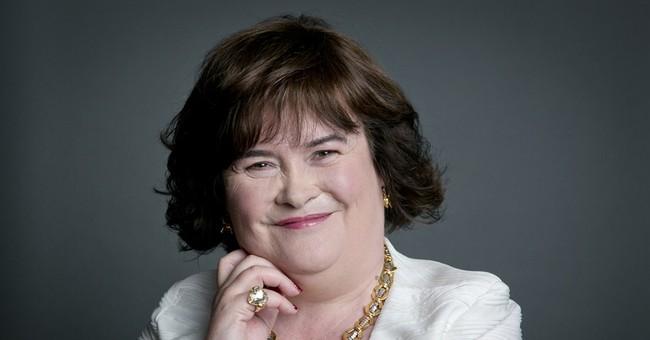 First boyfriend for singing star Susan Boyle at 53