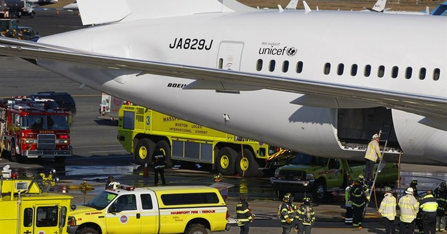 NTSB points to battery defect in Boeing 787 fire
