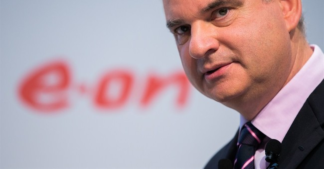 German E.ON's spinoff marks energy business change