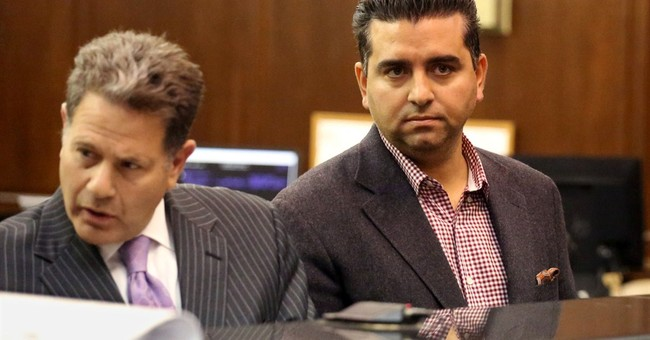 'Cake Boss' admits driving while impaired in NYC