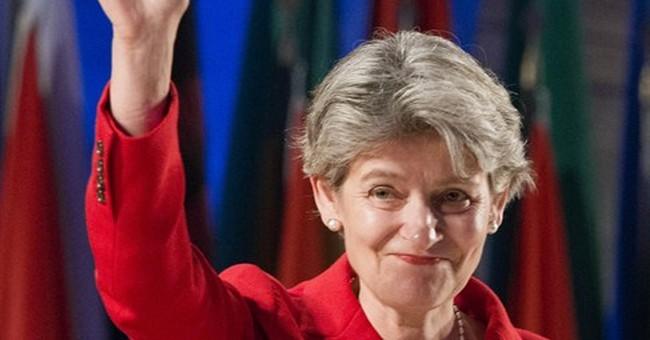 AP Interview: Bulgarian as 1st woman UN chief?