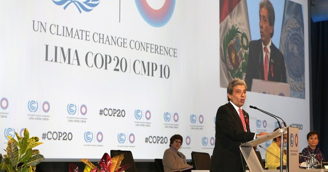 Climate change impacts heat up UN talks in Lima