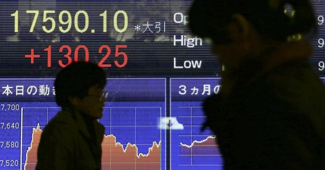 Asia stocks down as global economic outlook dims
