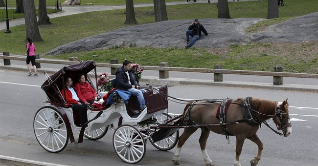 Bill to ban NYC horse carriages heads to council