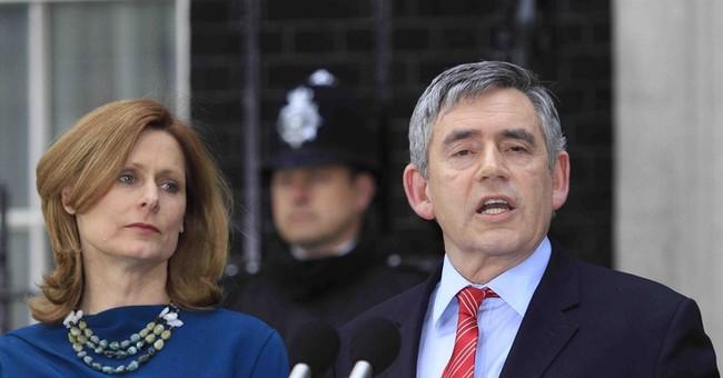 Ex-British PM Gordon Brown to leave politics