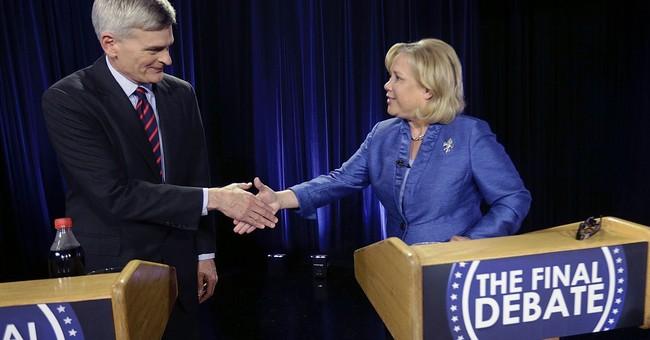 Landrieu, Cassidy get testy in final Senate debate