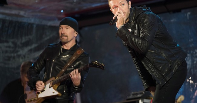 The Boss becomes Bono: Springsteen sings with U2