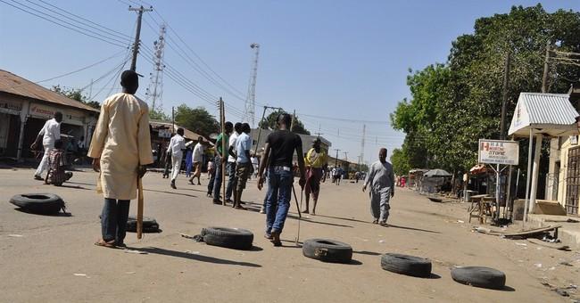 Extremists kill at least 7 in Nigeria attacks
