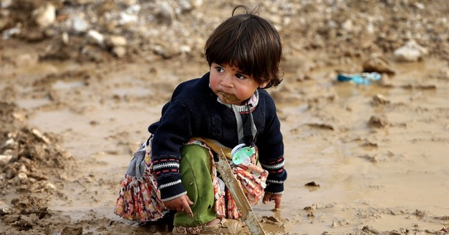Syrian refugees panic over UN food aid suspension