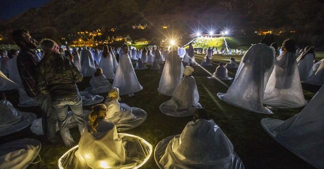 Huge Utah nativity scene breaks Guinness record