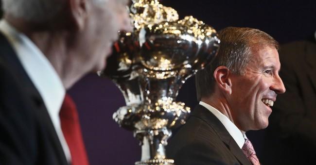 Bermuda beats San Diego to host 2017 America's Cup