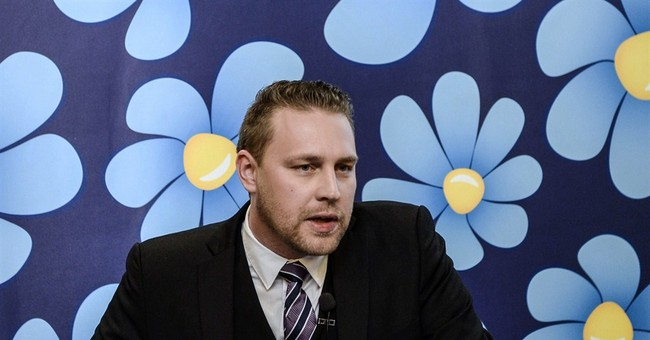 New Swedish government faces crisis over budget