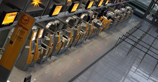 Lufthansa pilots strike on long-haul flights
