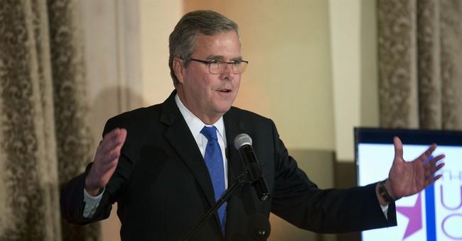 Eyeing 2016, Jeb Bush talks foreign policy