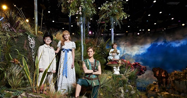 Allison Williams to soar as Peter Pan on Thursday