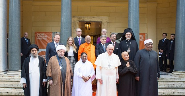 Pope's anti-slavery drive gets multifaith support