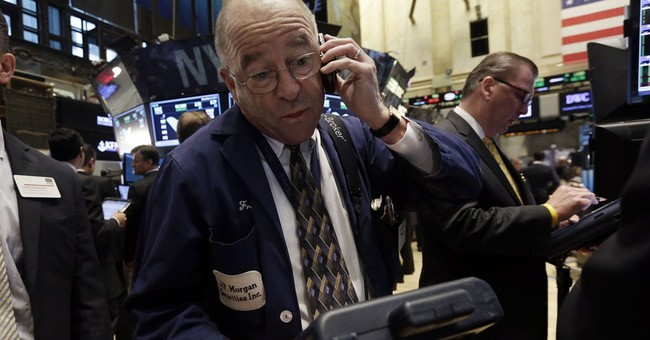 Stocks move higher, rebounding from the day before