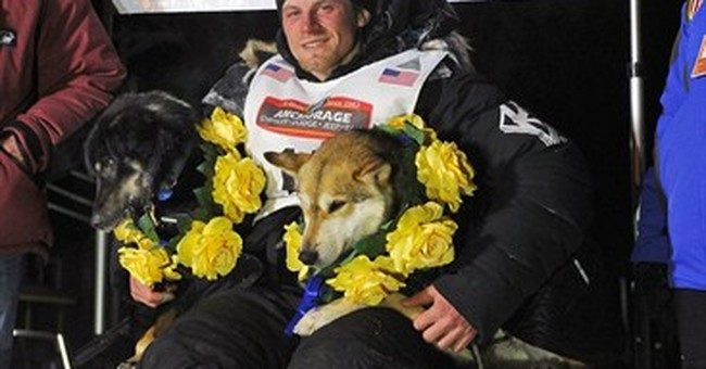 More cold cash for Iditarod sled dog race winner