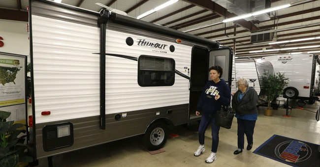 Rolling along: RV industry maintains momentum