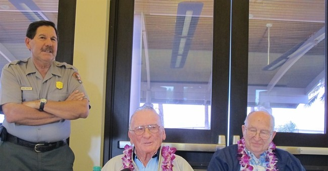 4 Pearl Harbor survivors gather for reunion