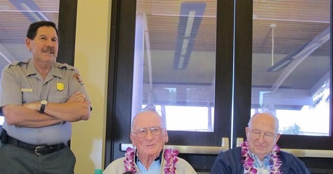 4 Pearl Harbor survivors gather for reunion