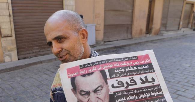 Egypt's top prosecutor to appeal Mubarak verdict