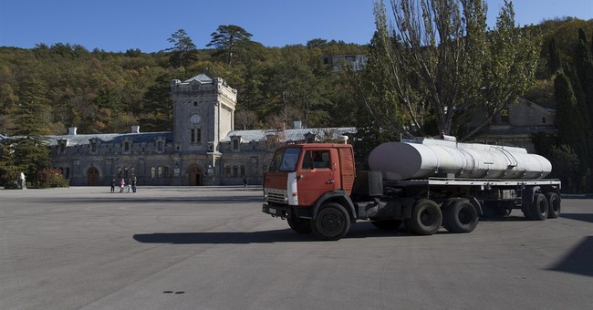 Change of leadership in Crimea means property grab
