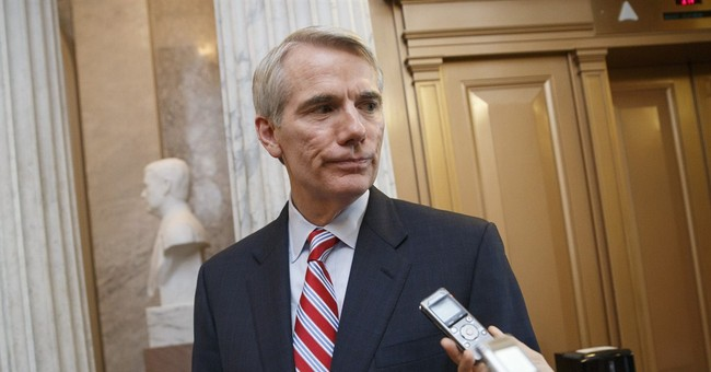 Ohio Sen. Portman rules out presidential bid